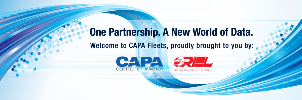 One Partnership. A New World of Data. Welcome to CAPA Fleets.