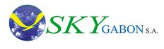 logo Sky Gabon