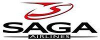 logo Saga Airlines