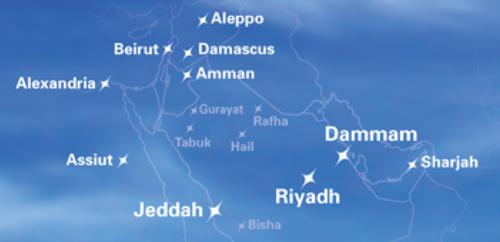 Middle East LCC wrap: Air Arabia, Jazeera, flydubai, nasair