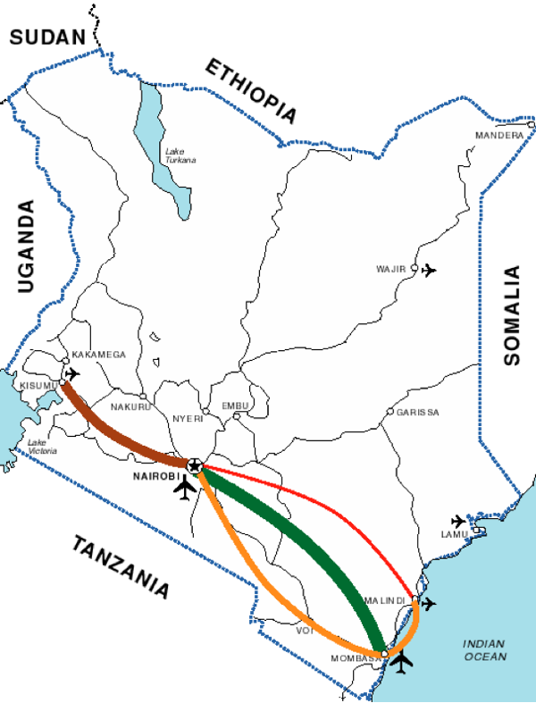 Kenya Airways traffic up as route expansion takes shape CAPA
