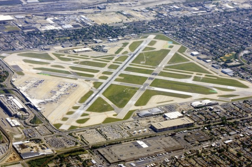 Midway Airport Terminal
