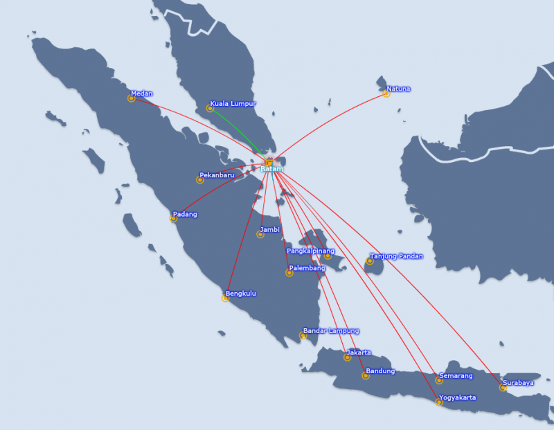 Lion Air to expand Batam hub. Can it emerge as an ...