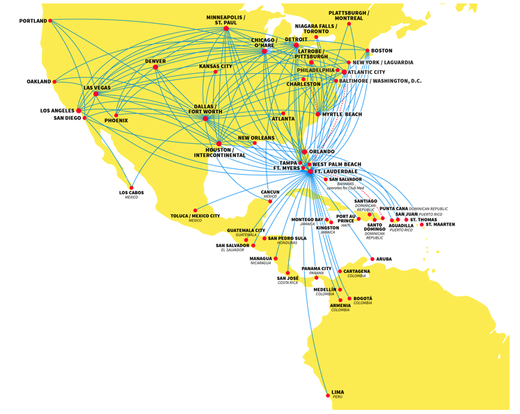 allegiant flight map with Southwest Airlines Route Map on paring Domestic Business And First Class United Airlines likewise Phoenix E2 80 93Mesa Gateway Airport together with Delta Douglas Md 80 Seating Chart likewise 383405 together with Ukraine International Airlines.