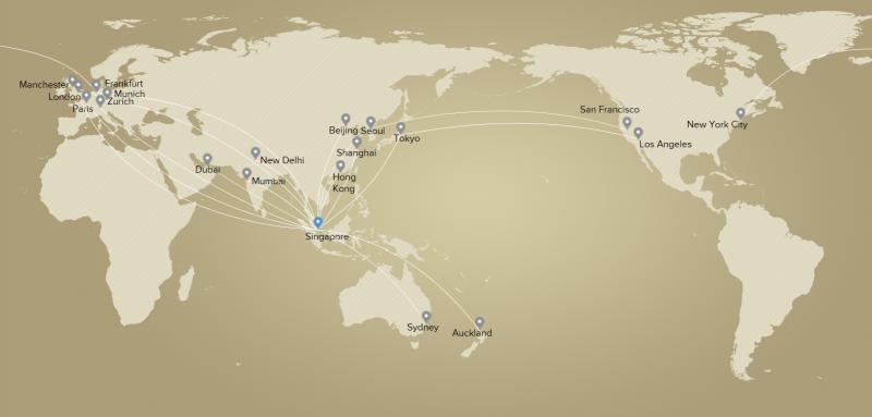 Singapore Aviation Part 2: Emirates & Qatar expand. SIA ...