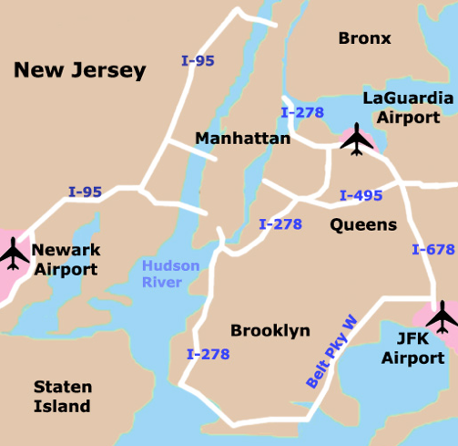 laguardia is the busiest airport in the united states not to have any non stop service to europe a perimeter rule prohibits non stop flights to or from