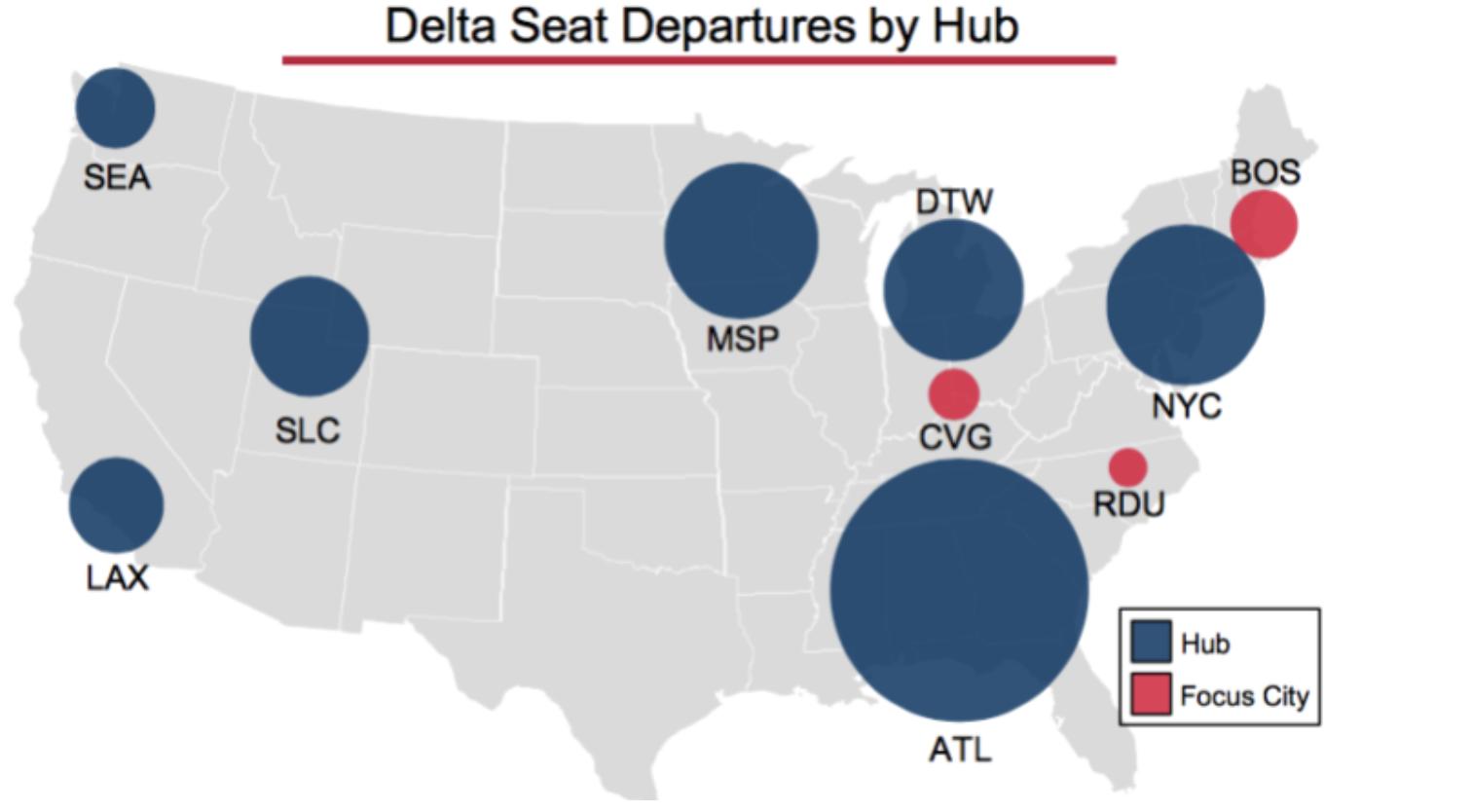 2019 a turning point for JetBlue as Delta Airlines competition