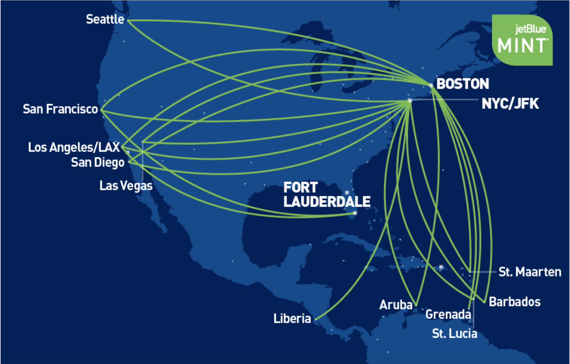 JetBlue on the Atlantic: taking on the JVs with A321LRs and Mint | CAPA