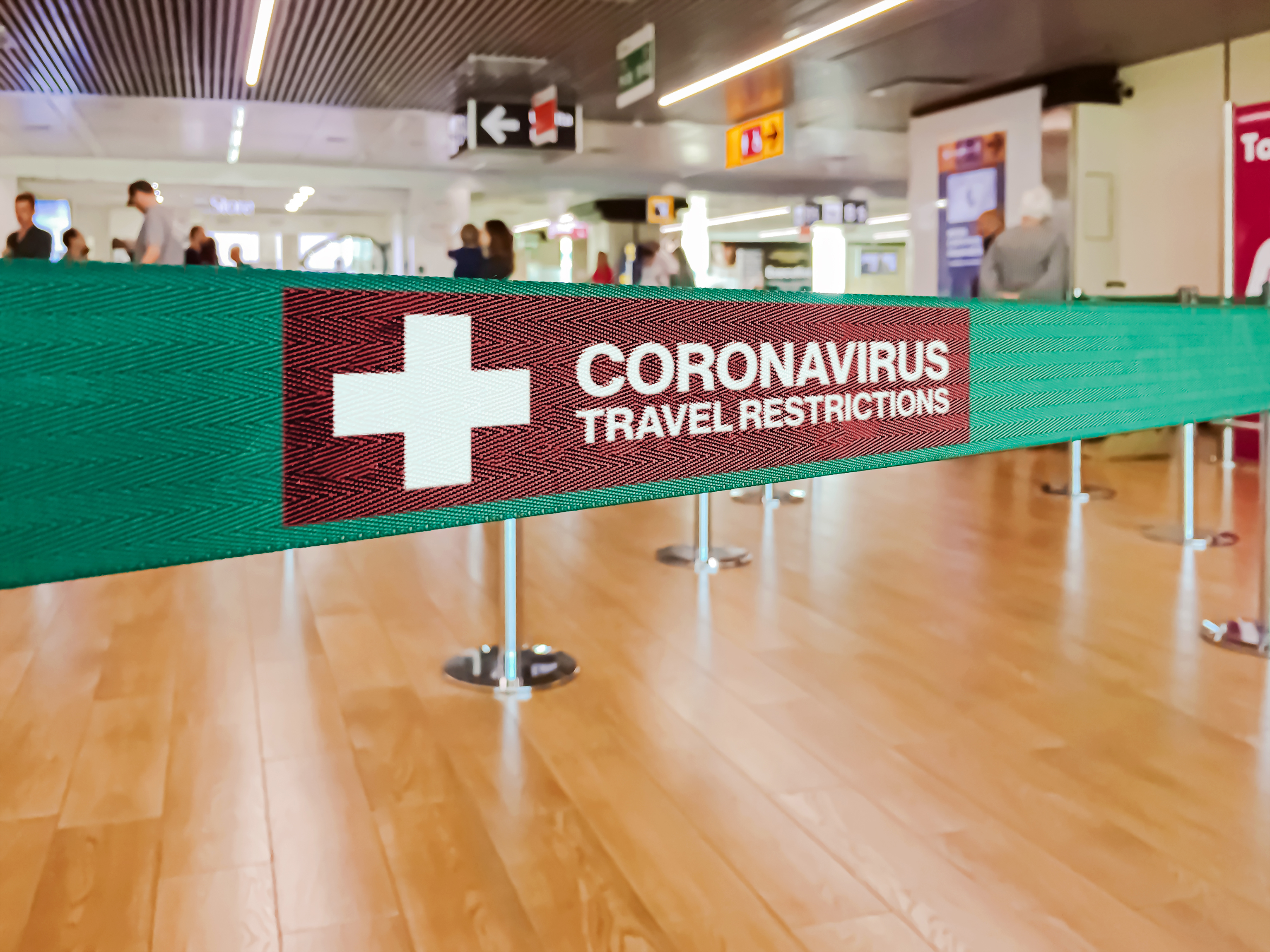 COVID-19: CAPA lists airports' varied sanitary protection measures ...