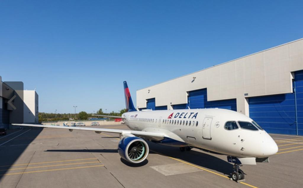 Delta Air Lines: A220 delivers on performance and customer experience