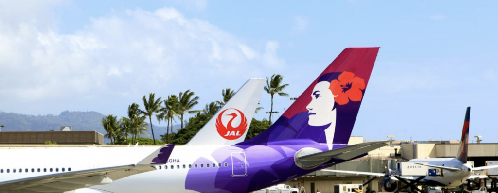 Hawaiian and JAL navigate a new landscape with ANA's A380s