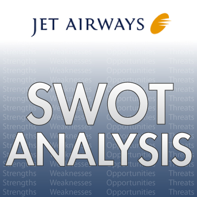 jet airways swot To analyse this company deeper i will be doing a swot analysis such as their   jet airways were the first private airline of india to fly over.
