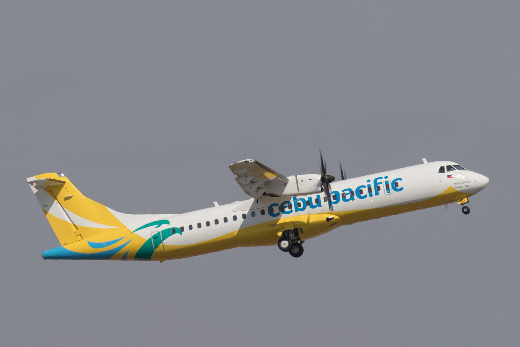 Turboprop freighter aircraft: Cebu Pacific becomes first cargo LCC | CAPA