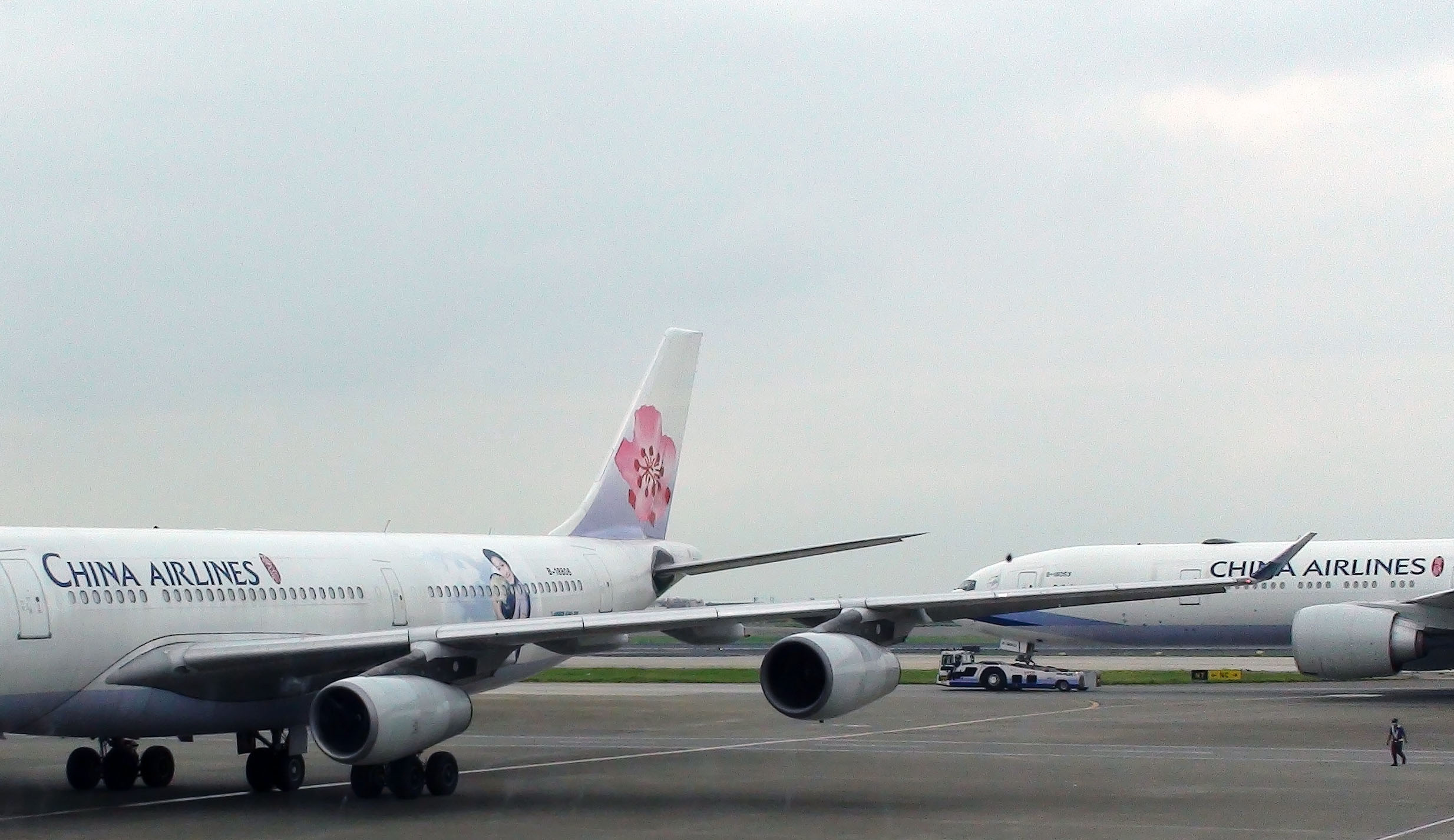 China Airlines International Flights Baggage Allowance