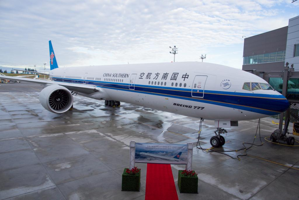 Chinese airlines: rapid international growth impacts foreign airlines