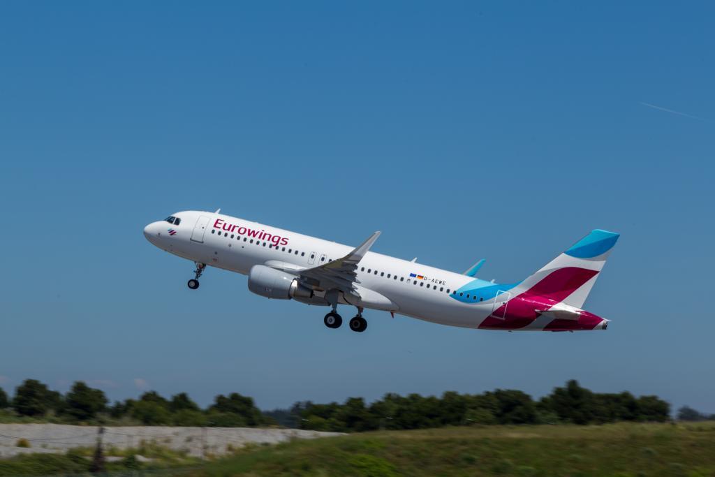 Europe LCCs: Eurowings' turnaround plan short on margin & CASK