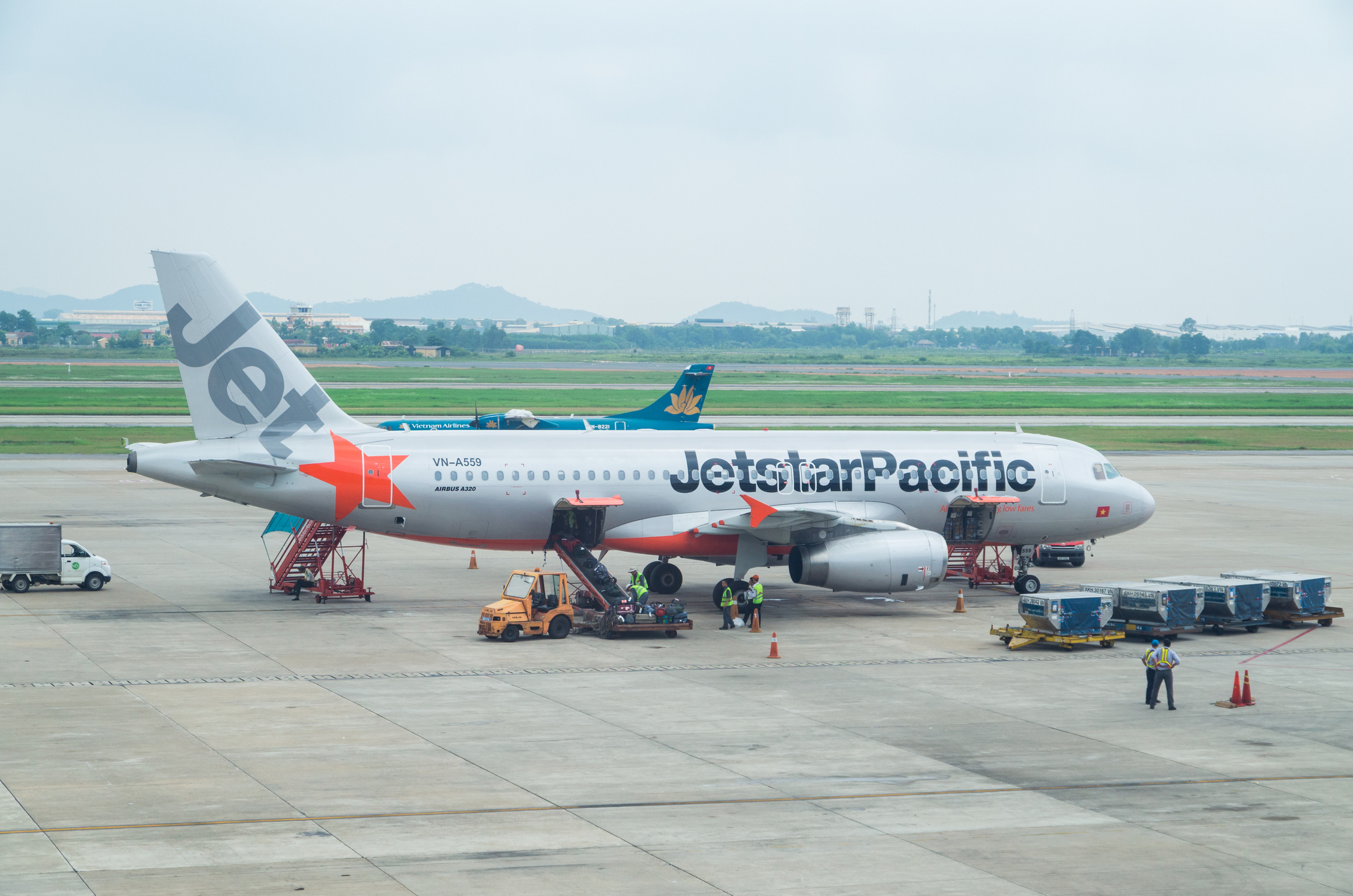Jetstar pacific slower fleet growth but outlook brightens as jetstar pacific slower fleet growth but outlook brightens as market conditions in vietnam improve capa sciox Images