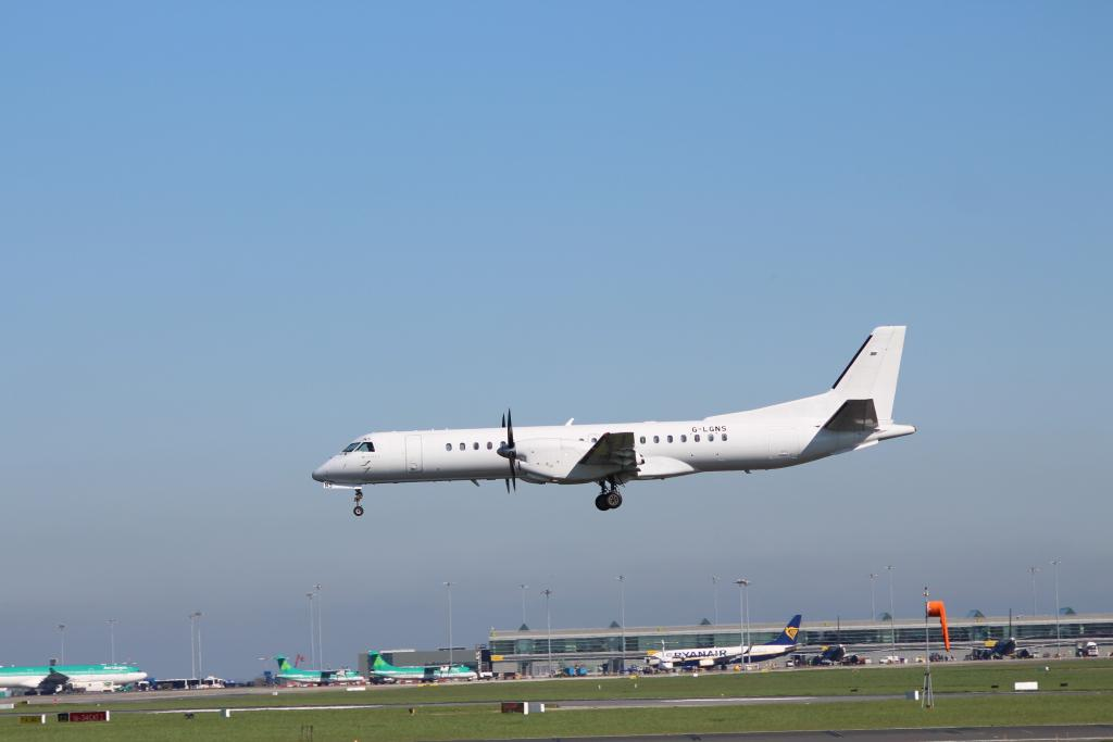 Loganair: from #9 to #1 UK regional/commuter airline overnight ...