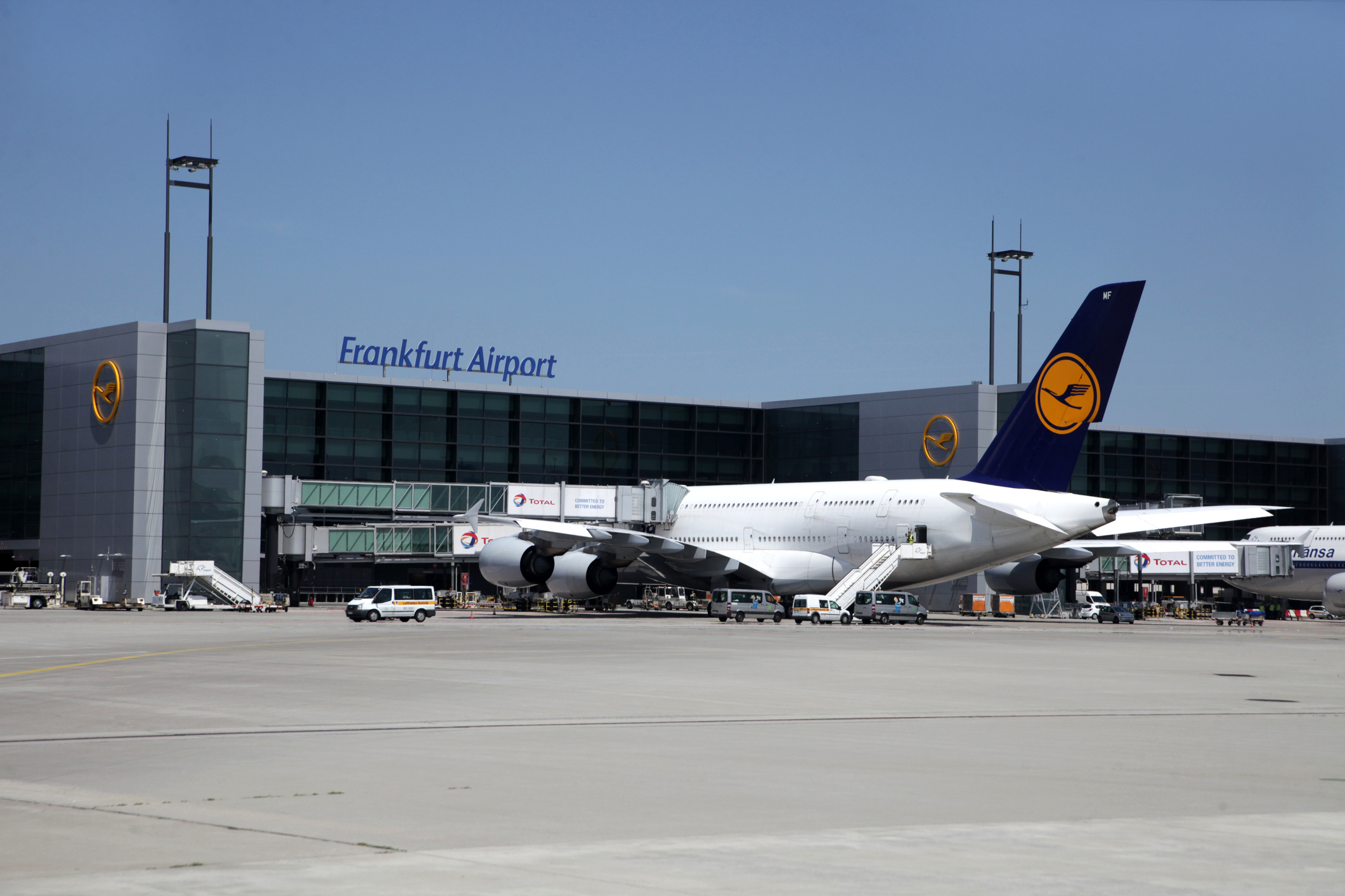 Lufthansa And Frankfurt Airport Charges Dispute Only Partially