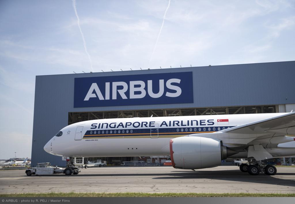 A350-900ULR: Singapore Airlines could be the sole customer ...