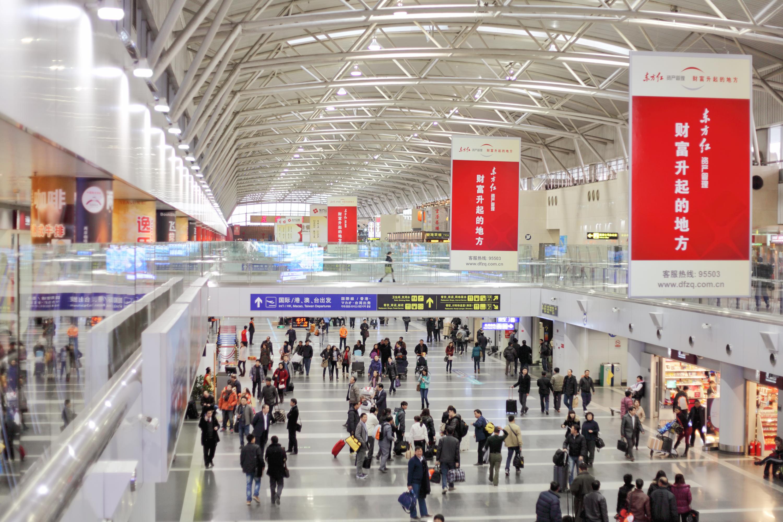 فرودگاه بین المللی پکن چین